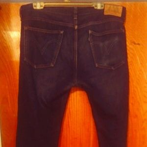 Levi's 501 Made & Crafted Limited Run Blue Tag 36